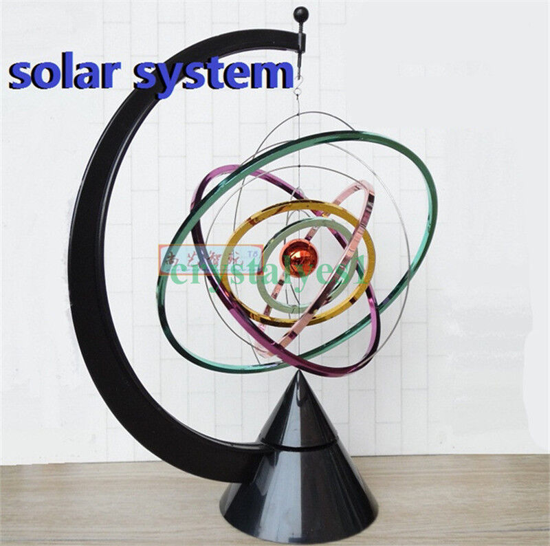 Dynamic Solar System Planet Kinetic Mobile Series Toy