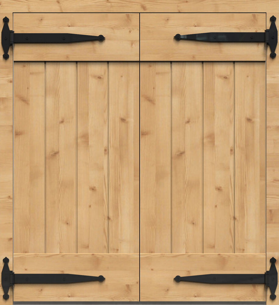 21 Quot Black Hinge Barn Wood Door T Hinge Ebay