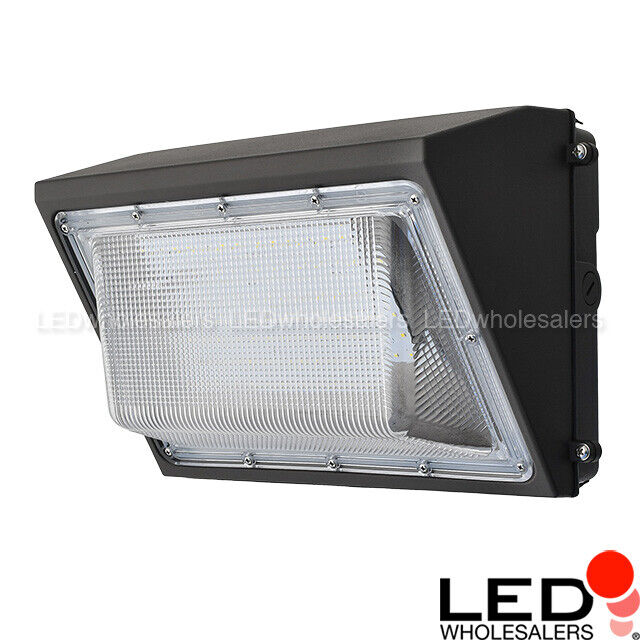 Lights Of America Led Wall Pack: 60-Watt LED Wall Pack Security Outdoor Light Fixture, UL