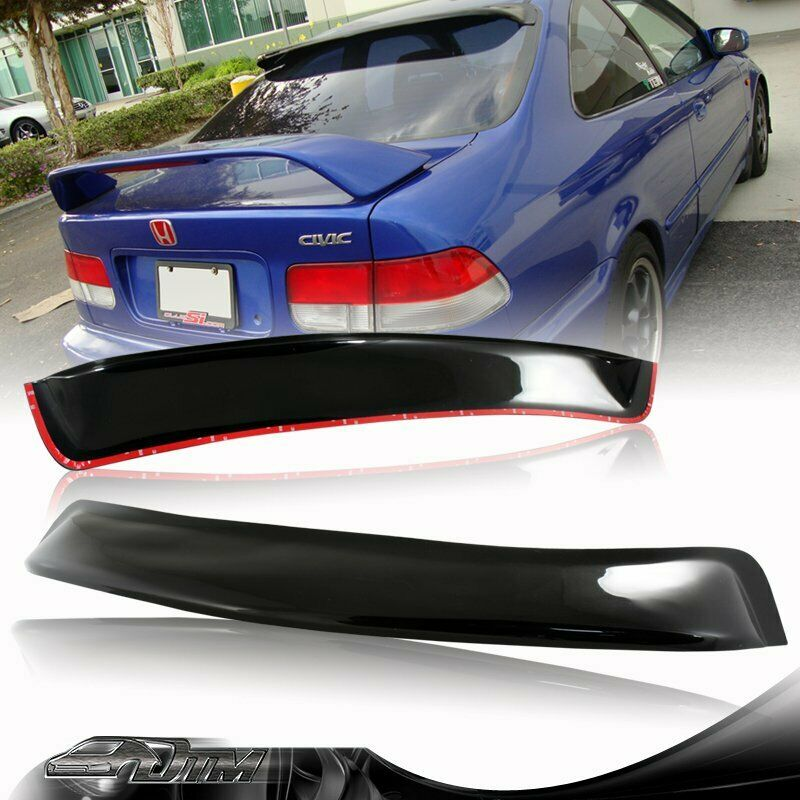 for 1996 2000 honda civic 2 door abs plastic rear roof
