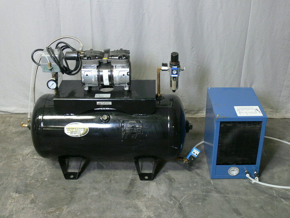 Proluxe Dpcd120 Compressor For Air Driven Press W