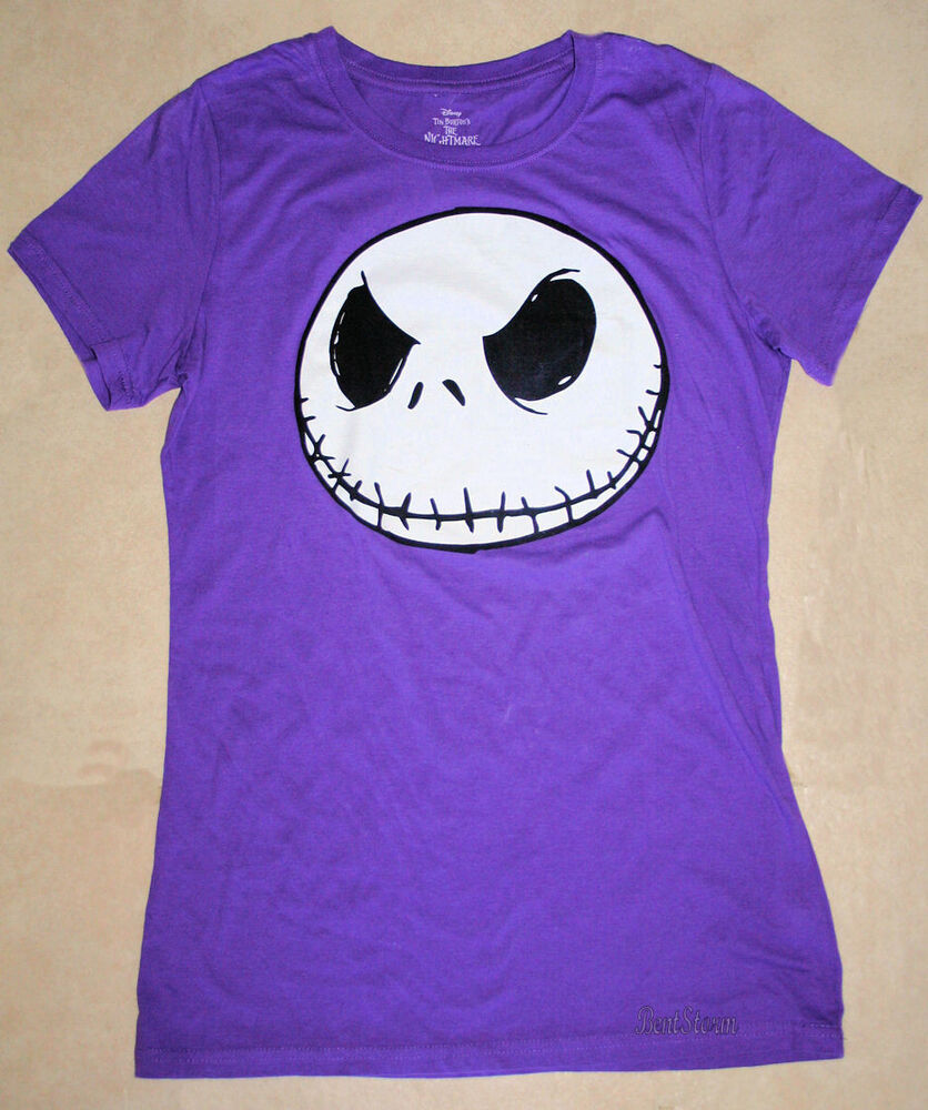 Disney The Nightmare Before Christmas Jack Skull FACE ...