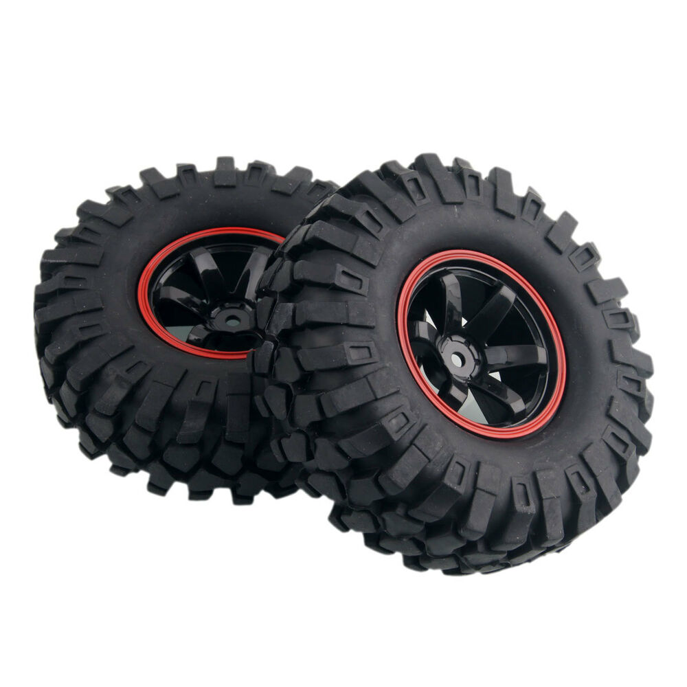 RC HSP 701A-7006 Wheel 96mm Rock Climbing Tires For 1:10