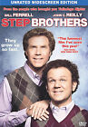 Step Brothers (DVD, 2008, Unrated Single Disc Version)