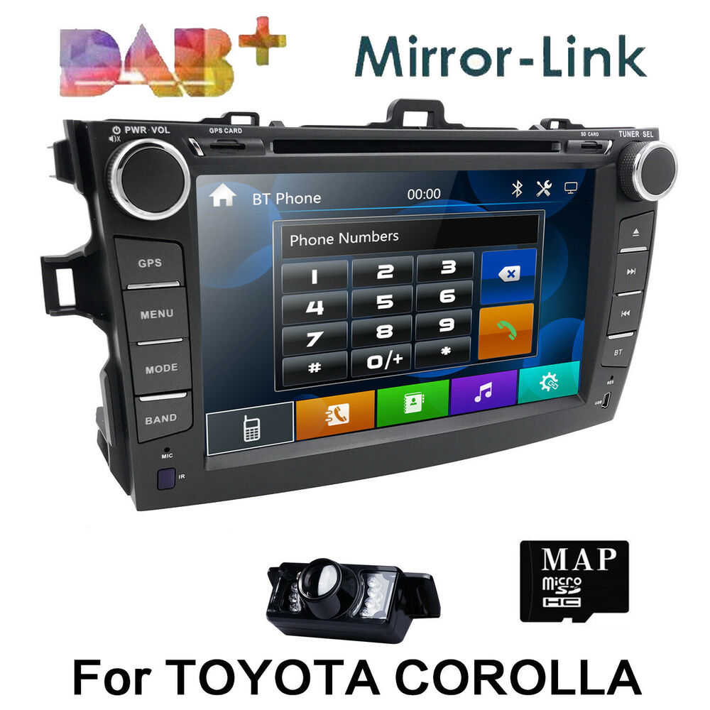 Hizpo For Toyota Corolla 2007