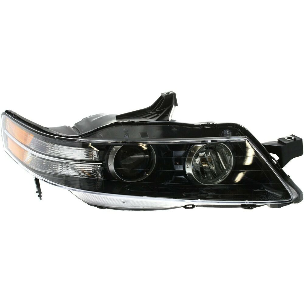 Headlight For 2007-2008 Acura TL Type-S Passenger Side