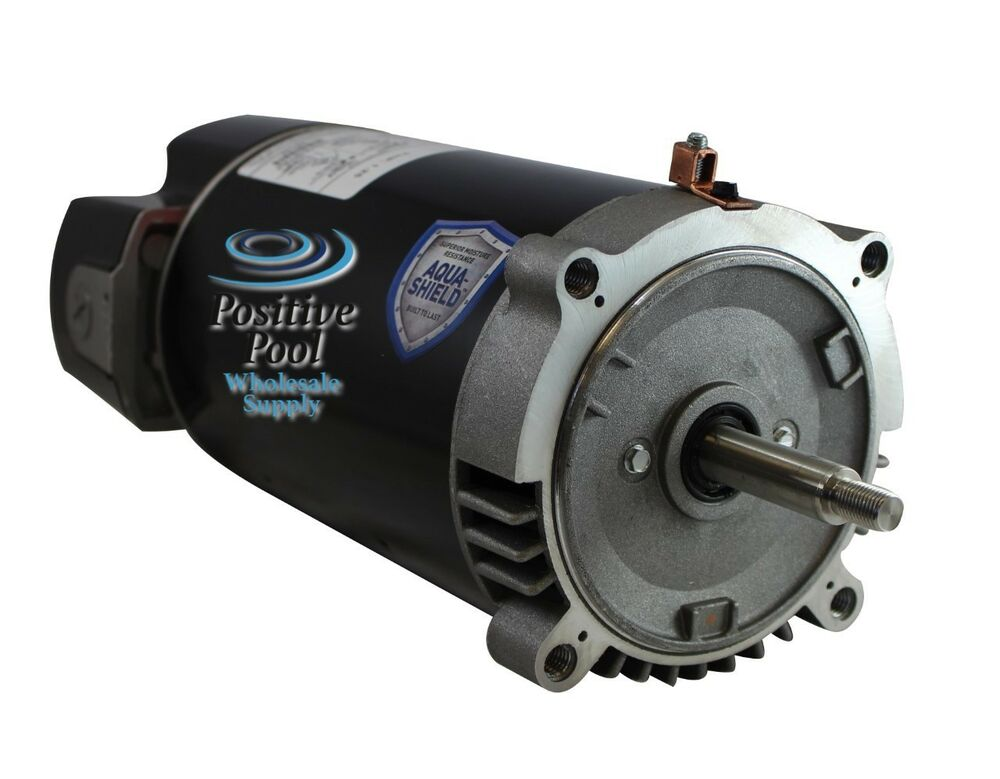 Us motors ast125 pool pump motor 1hp hayward ust1102 for Pool pump and motor
