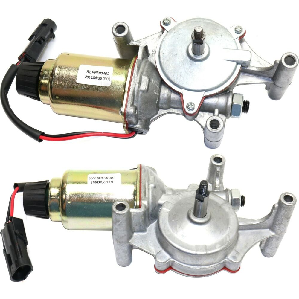 New set of 2 headlight motors driver passenger side lh for Ebay motors commercial truck parts