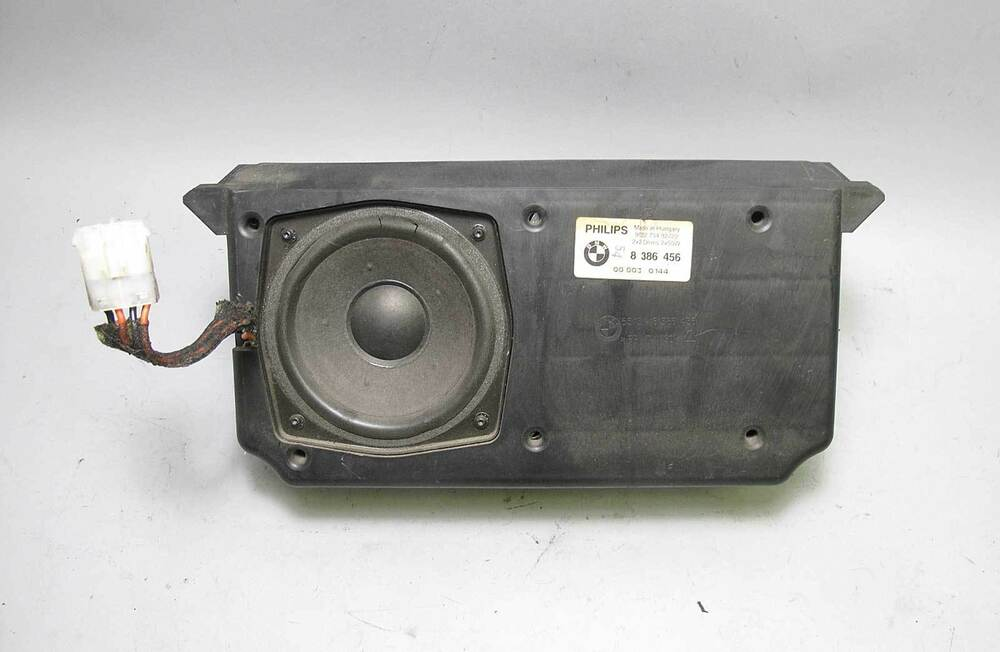 Damaged Bmw Z3 Roadster Late Factory Subwoofer Speaker