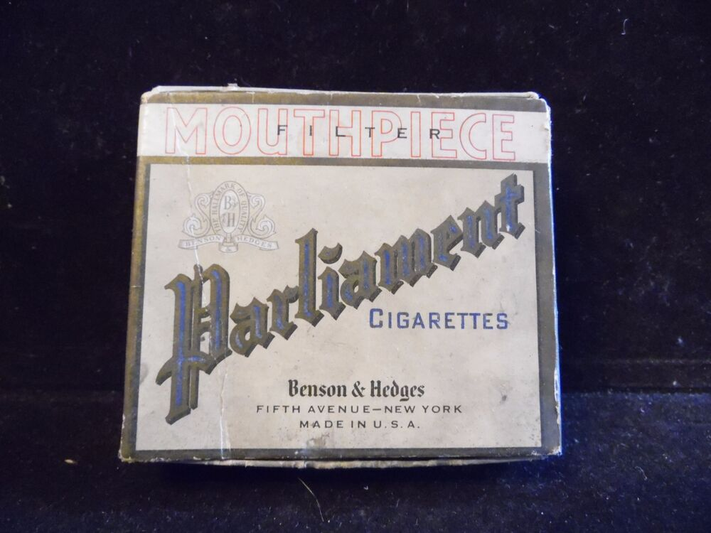 Lucky Strike cigarettes sold in Oklahoma