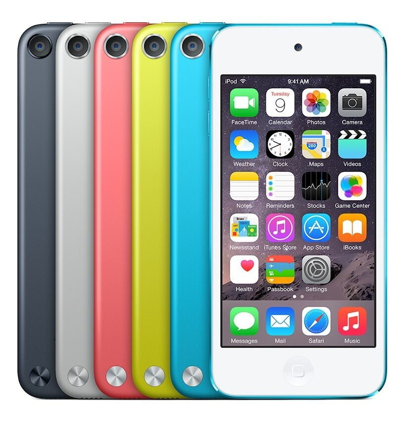apple ipod touch 4 retina display 16 32 gb 5th generation. Black Bedroom Furniture Sets. Home Design Ideas