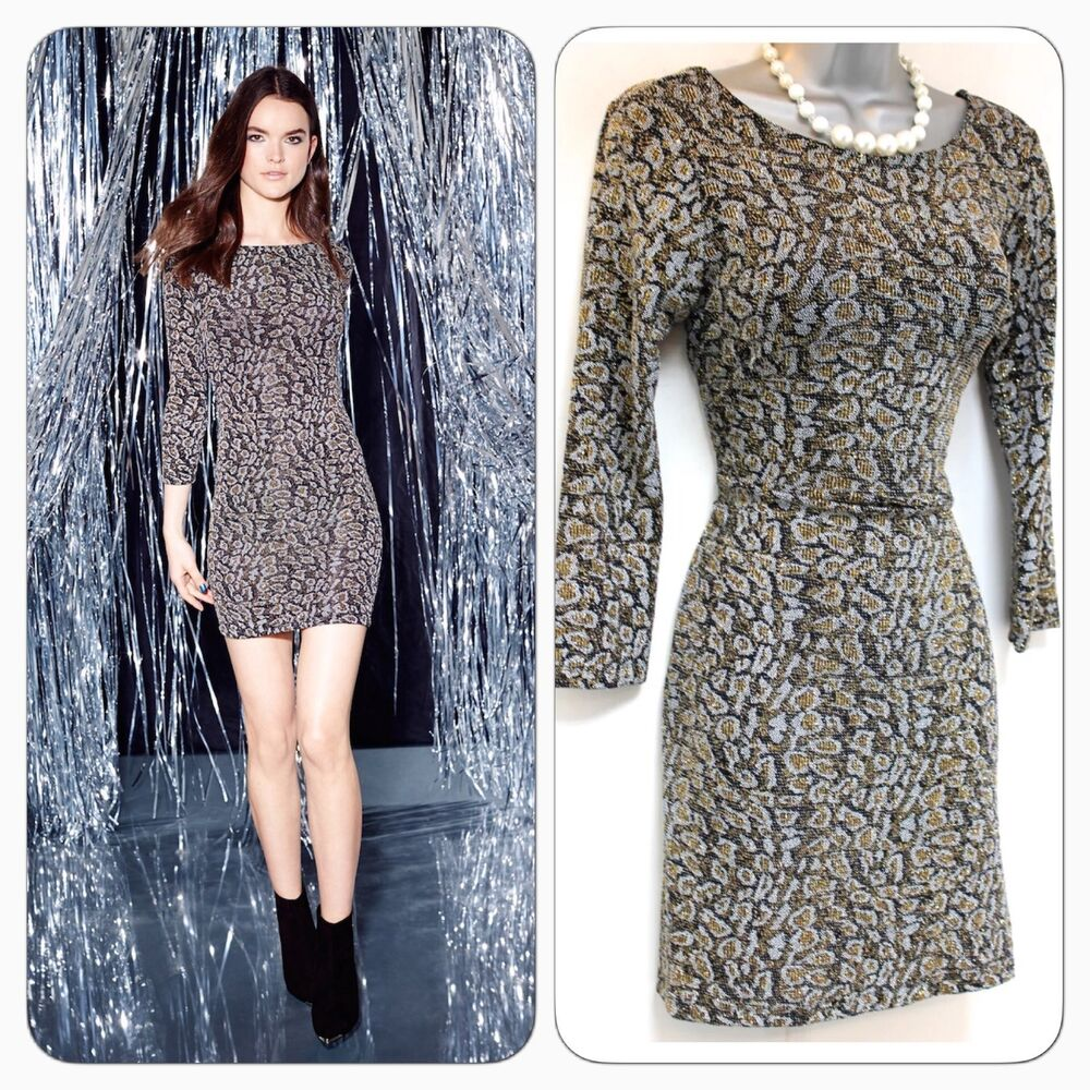 a6f1fffad584 Topshop Animal Print Bodycon Dress - raveitsafe