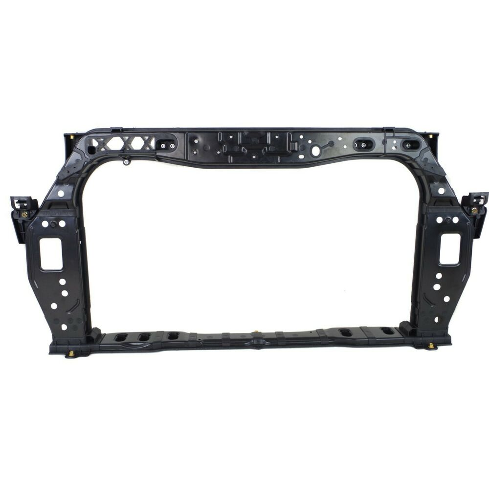 Radiator Support For 2015-2016 Kia Rio Black Assembly