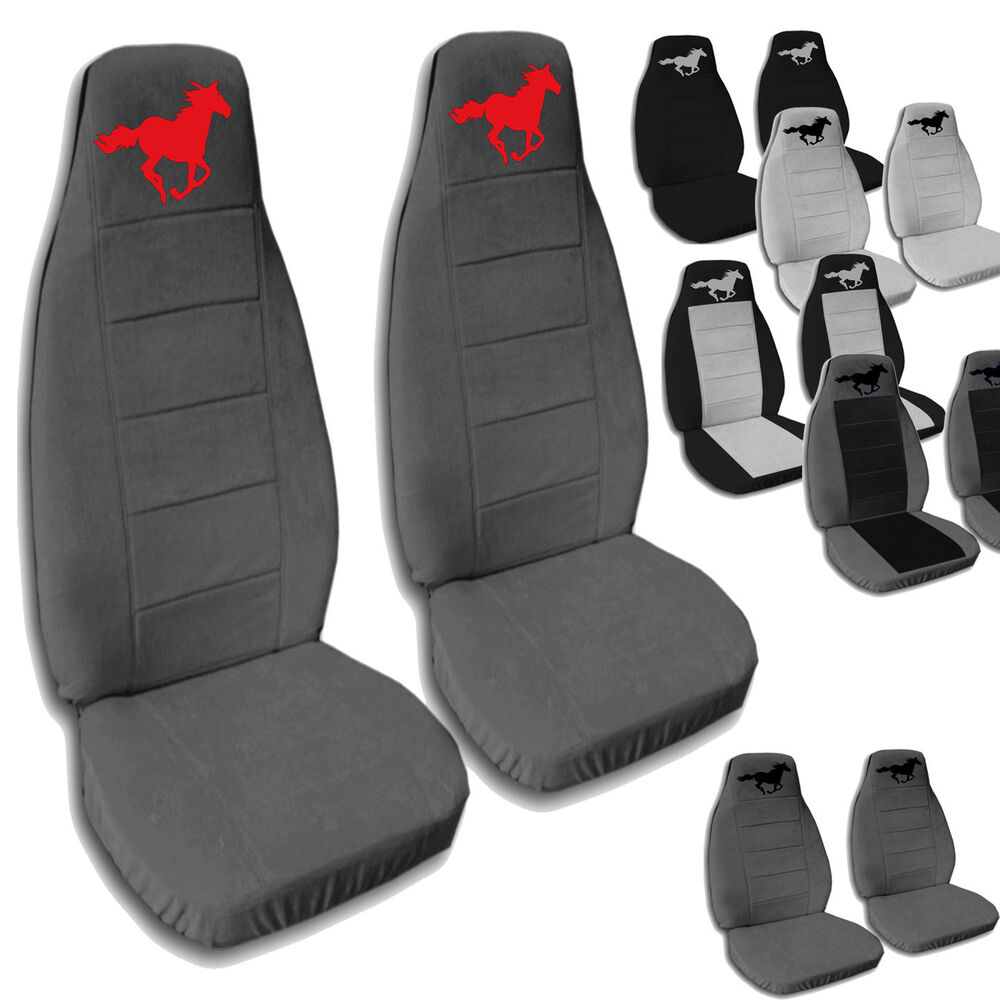 1994 to 2004 ford mustang seat covers fits a coupe or convertible and any gt ebay. Black Bedroom Furniture Sets. Home Design Ideas