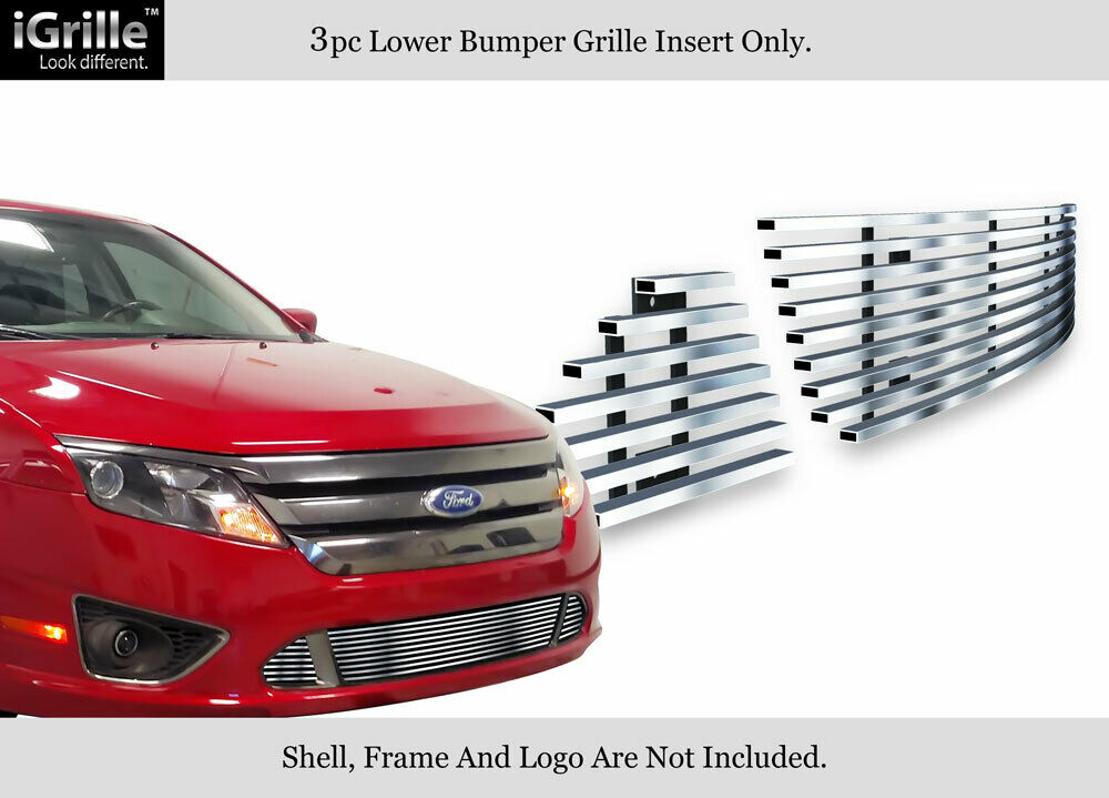 2012 Ford Mustang Gt Front Bumper >> Ford Fusion Grilles Ebay | Autos Post
