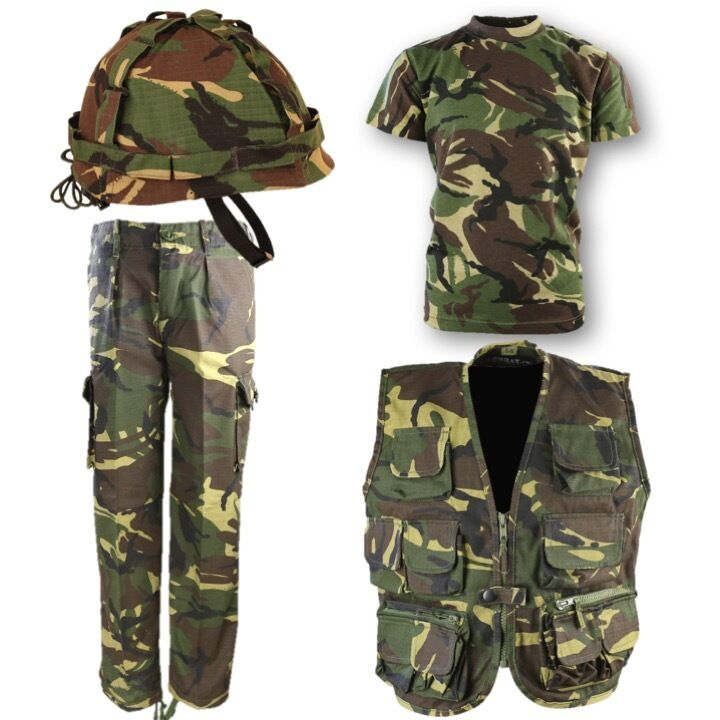 Find great deals on eBay for army fancy dress trousers. Shop with confidence.