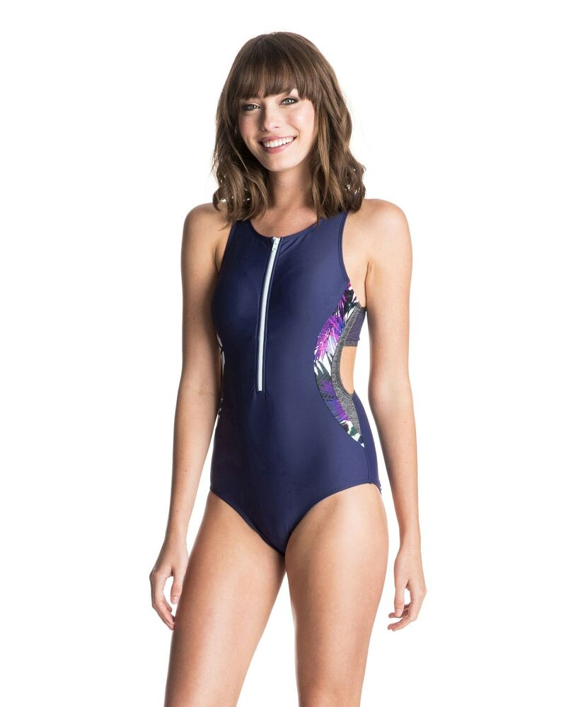 Make a splash in women's one-piece swimwear from Kohl's. You'll be sure to find the right swimsuit you need for the beach or pool! We offer the styles of swimsuits you love, including women's monokinis and women's one-piece high neck swimsuits.