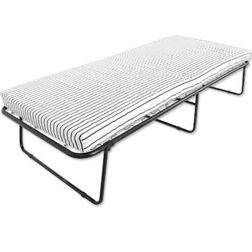 Folding Bed W Mattress Roll Away Guest Portable Sleeper