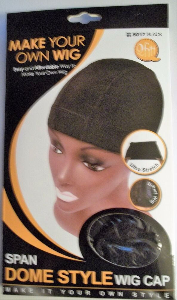 Qfitt Make Your Own Wig Span Dome Style Wig Cap 5017 Quot New
