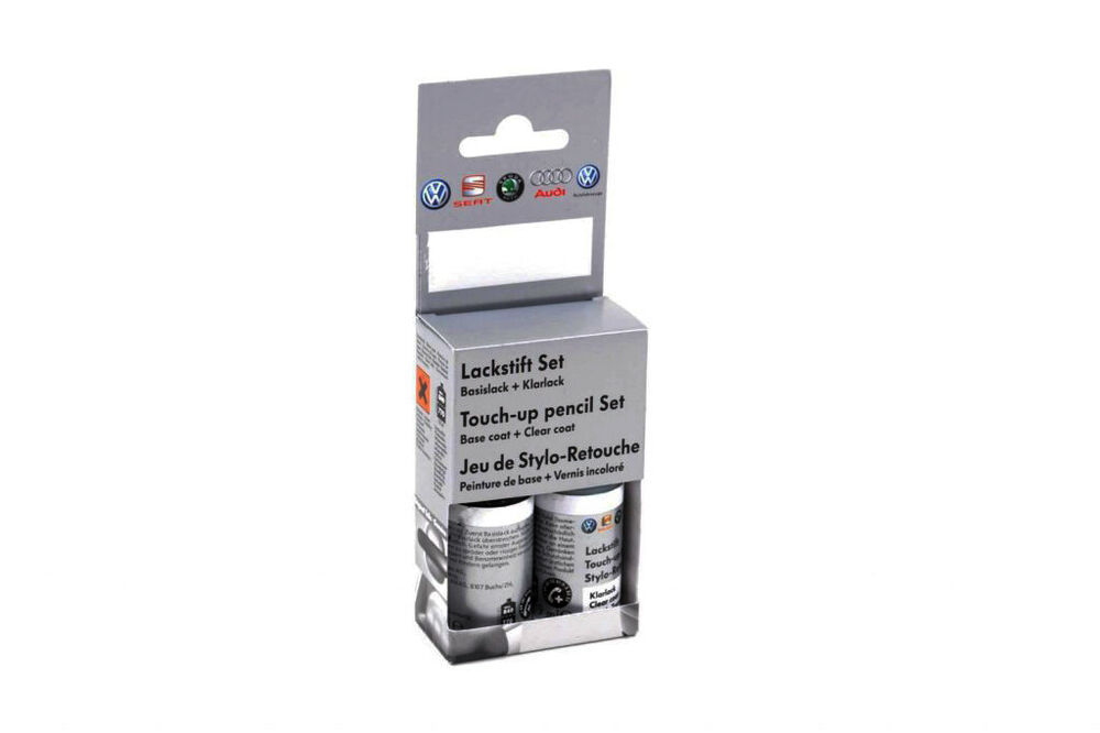 Volkswagen Touch Up Paint: AUDI Genuine Paint Touch Up Pencil Daytona Grey Pearl