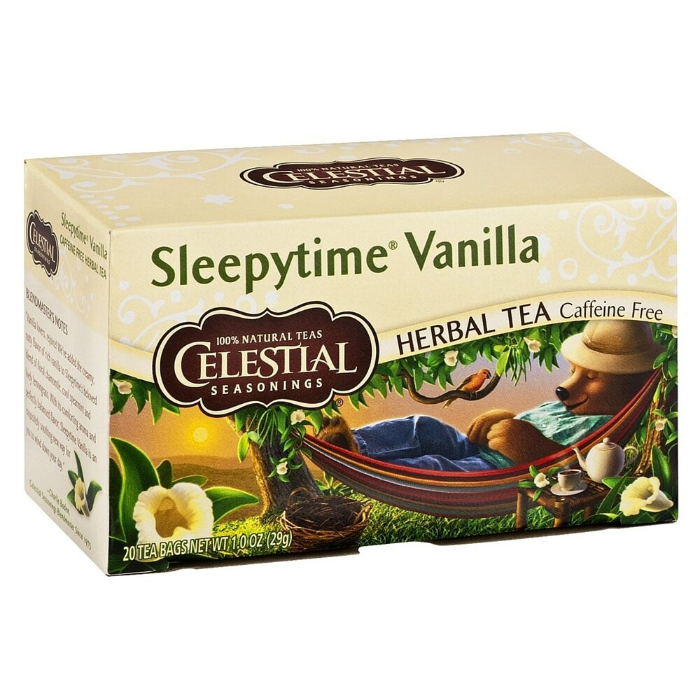 Herbal sleepy time tea