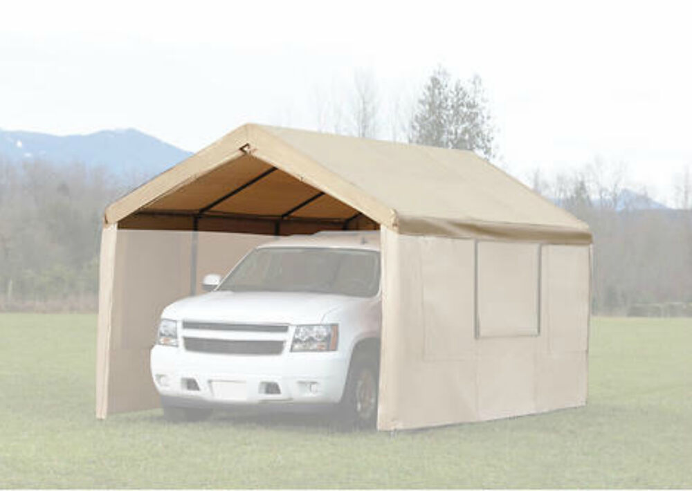 Replacement Canopy Roof Cover 10 Ft X 20 Ft Ebay