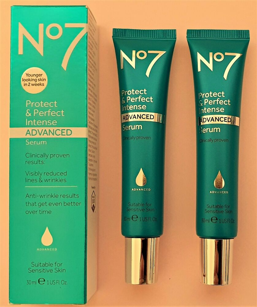 Boots no 7 protect and perfect intense beauty serum