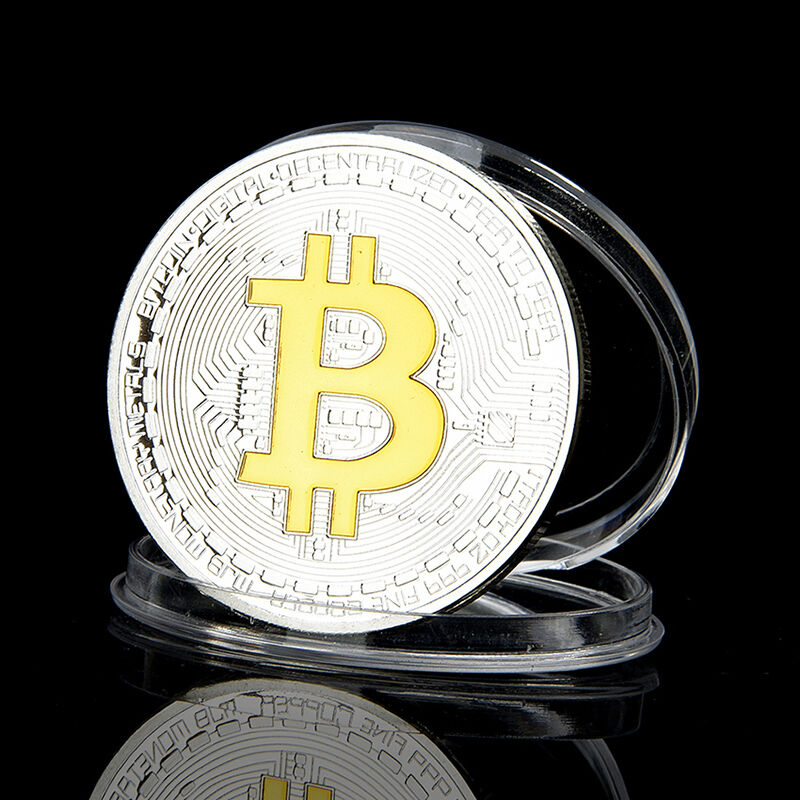 bitcoin coins computers copper bar coin medal gold ebay. Black Bedroom Furniture Sets. Home Design Ideas