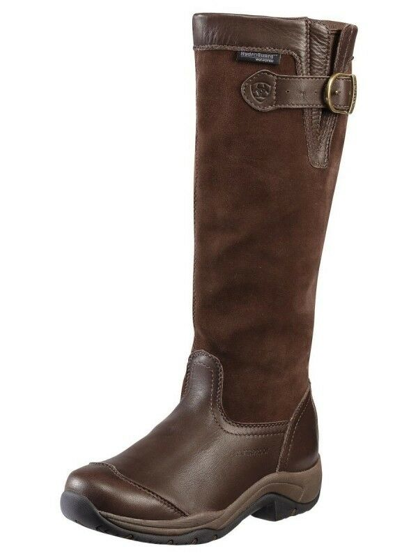 Ariat Derwent H20 Leather Long Tall Horse Riding