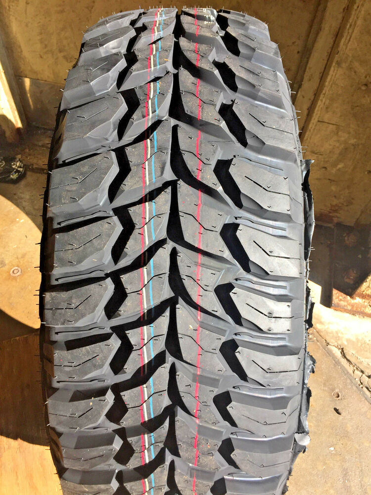 Linglong Crosswind Tires >> 4 NEW Tires 33 12.50 15 BSW LRC Crosswind MT Mud Terrain mudder Jeep | eBay