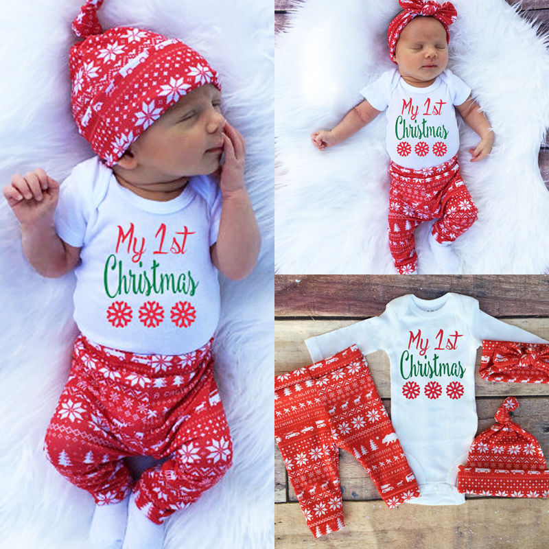 See all of the Christmas outfit ideas available for kids of all age groups. Little ones are adorable with animal-inspired hoodies and onesies. These cuddly looks are perfect for cold weather and embracing the cuddly feeling of the season. For tots and kids, look to cool stripes, graphic tees and wearable skirts and dresses for girls with ribbon.