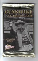 Gunsmoke Trading Card Pack Fresh From Box!