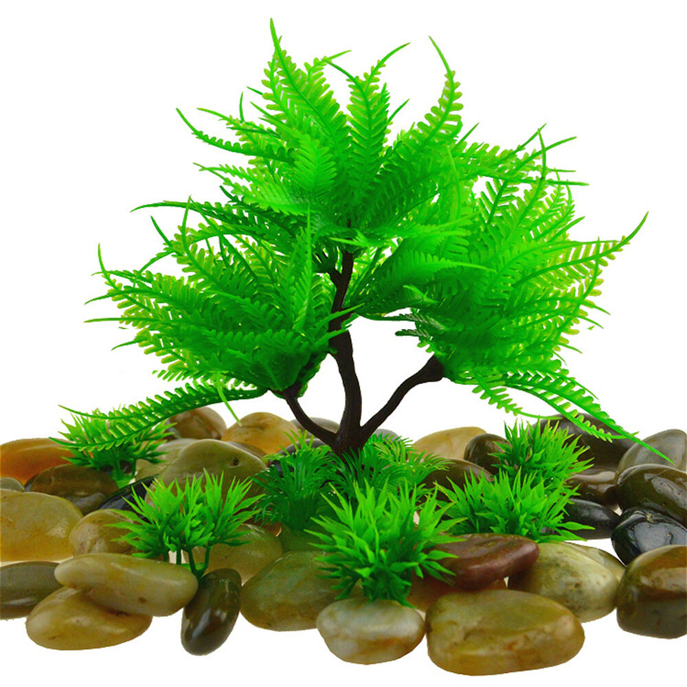 Ornament aquarium decoration plastic water grass aquatic for Aquatic decoration