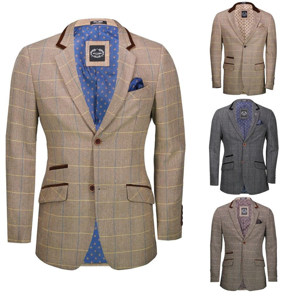 Where to buy a tweed jacket