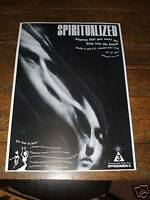 Spiritualized Anyway That You... Rare Early Poster