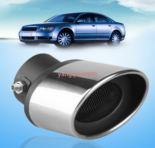 Rear Exhaust Muffler Tip End Pipe Stainless For Chevrolet