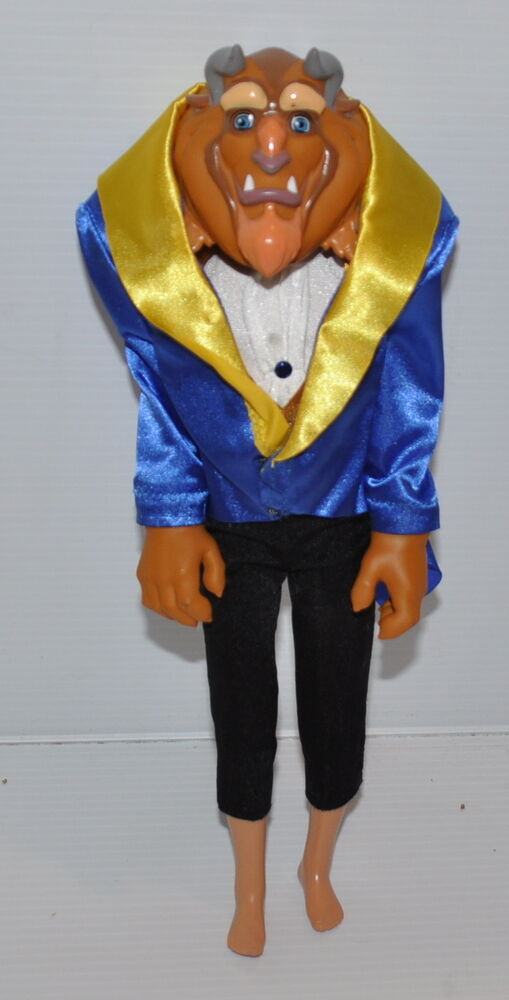 Lovee Doll Amp Toy Co : Beauty and the beast prince doll mattel s walt