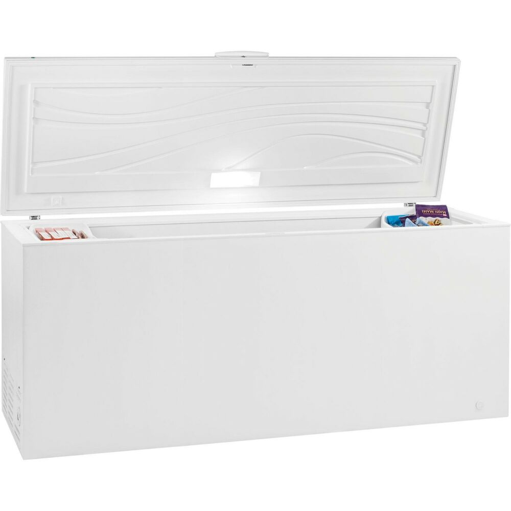 21.5 Cubic Foot Kenmore Chest Freezer with Security Lock