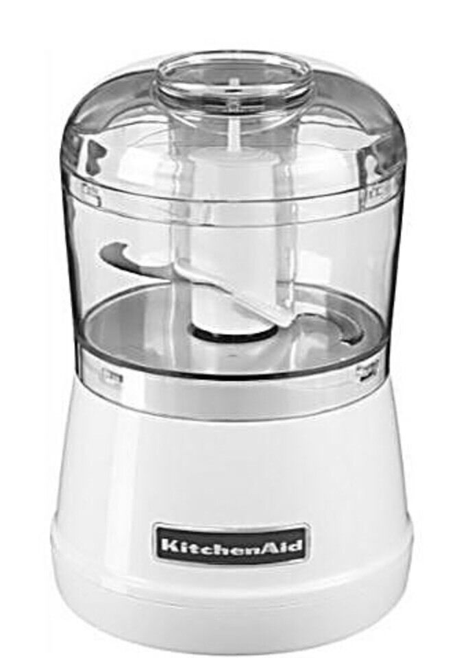 kitchenaid zerhacker classic 5kfc3515ewh wei ebay. Black Bedroom Furniture Sets. Home Design Ideas