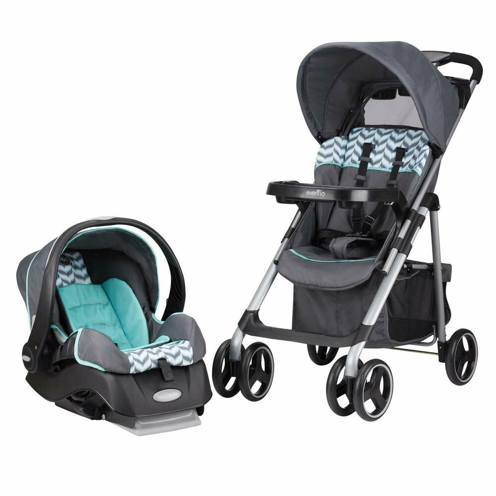 Strollers And Car Seat Combo Baby Boy Girl Toddler Safety ...