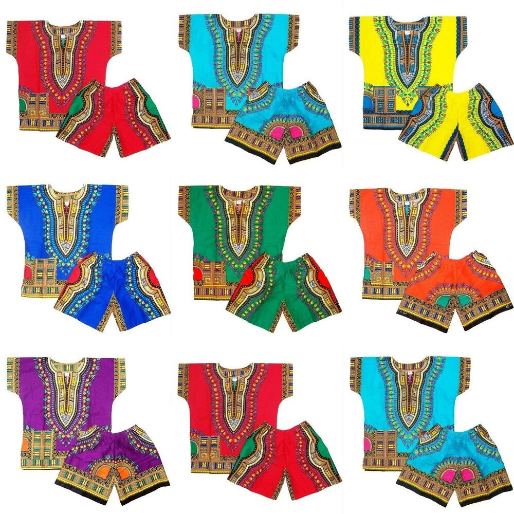 Baby Gift Sets South Africa : Kids dashiki set baby suit infant suits