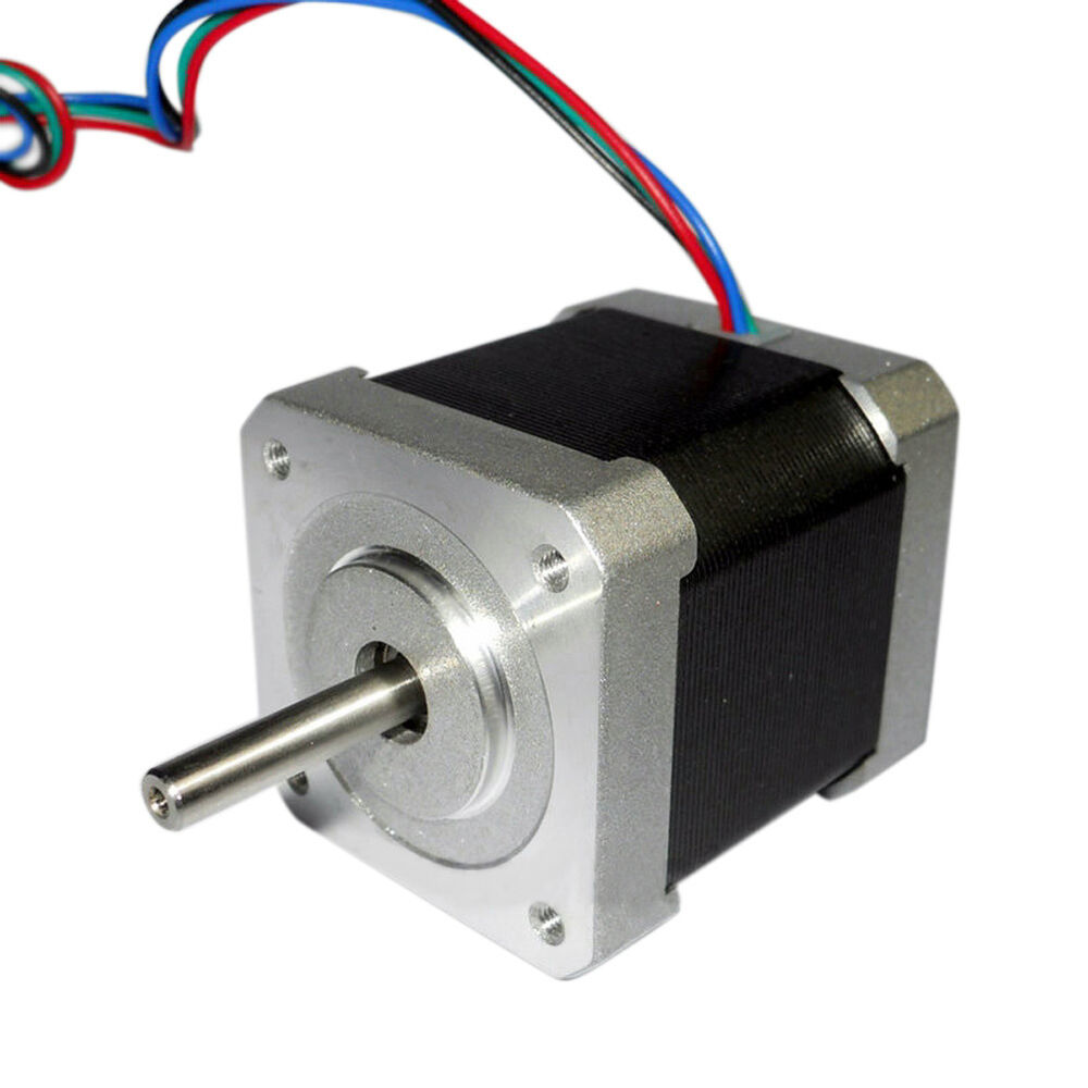 new 1 8 degree 42mm 2 phase hybrid 12v stepper motor