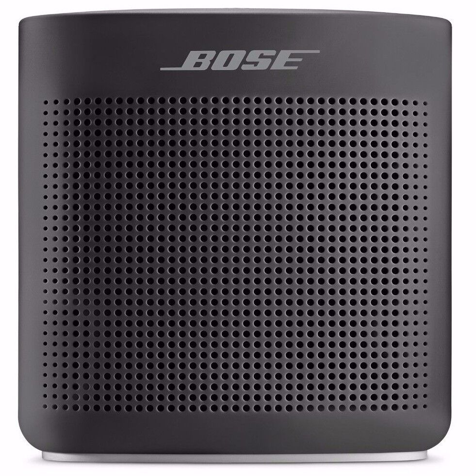 bose 416776. new bose soundlink color ii bluetooth speaker - black wireless portable 2 bose 416776