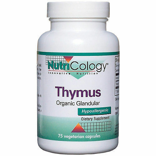 Thymus glandular benefits