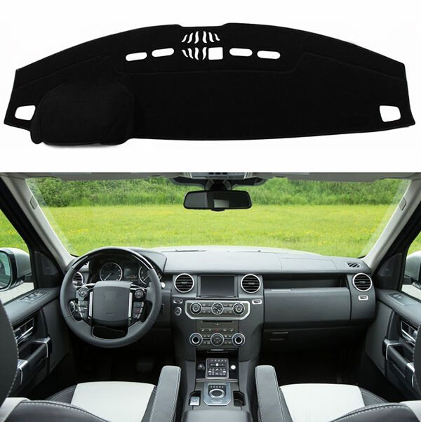 Fit For Land Rover Discovery 3 4 Dashboard Cover Dashmat