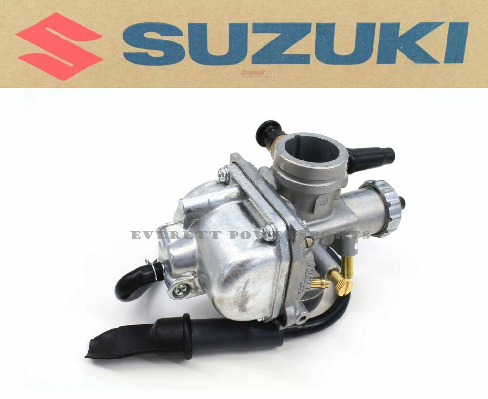 New Genuine Suzuki Carburetor Lt160 Ltf160 Quadrunner Carb