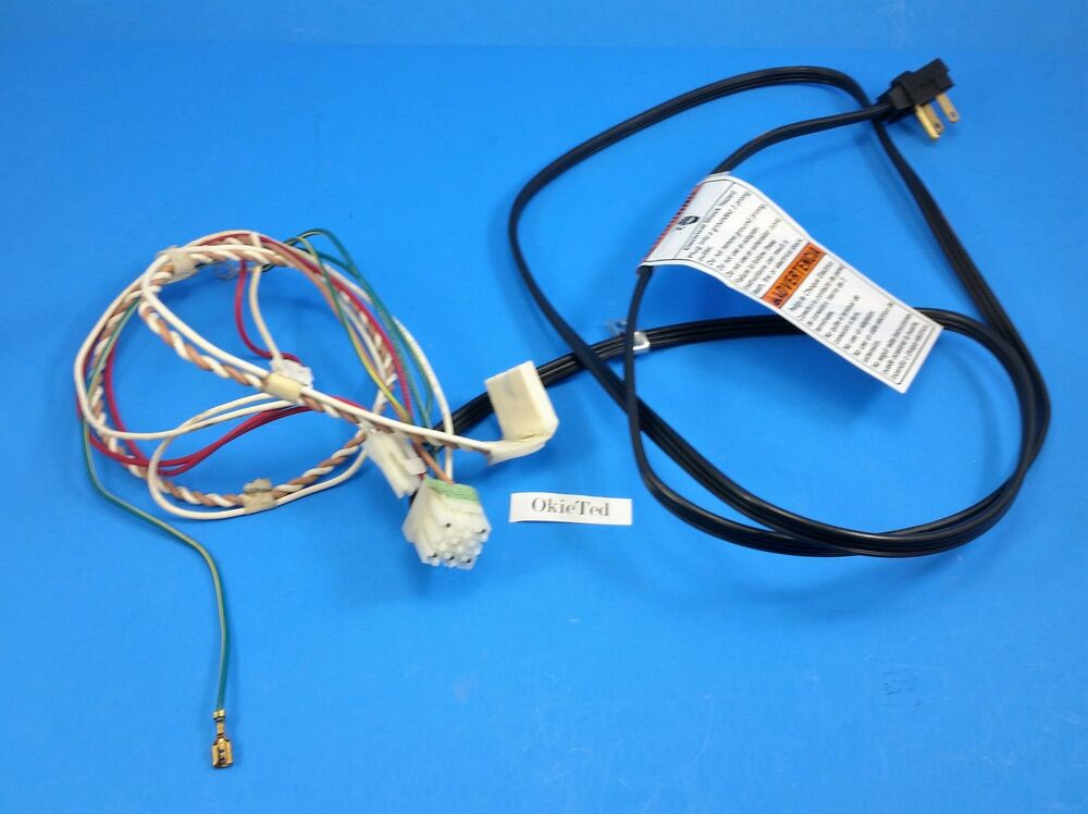 w10405935 whirlpool refrigerator power cord wire harness. Black Bedroom Furniture Sets. Home Design Ideas
