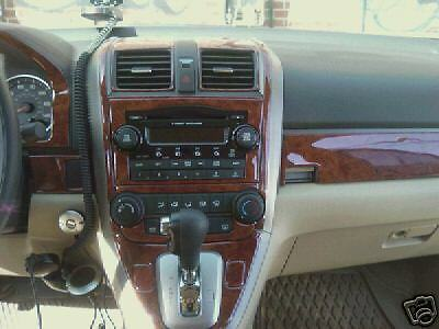 Honda Cr V Crv Ex Lx Ex L Interior Burl Wood Dash Trim Kit
