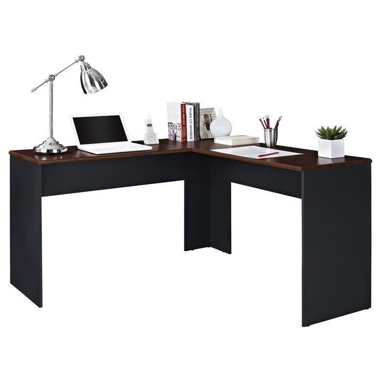 l shaped computer desk modern workstation corner home