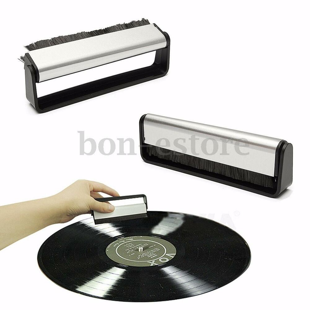 Professional Anti Static Vinyl Record Cleaning Cleaner Pad